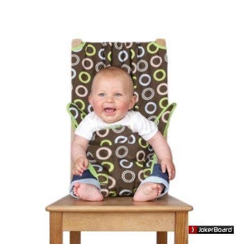Накладка на стул для кормления ребенка