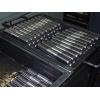 Шпильки ГОСТ 9066-75 для фланцевых соединений.  Класс точности:  В,  С.  М6-80мм,  длина 20-2800 мм